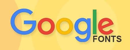 Mooie titels met Google Web Fonts