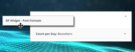WordPress widgets, zo werkt het!