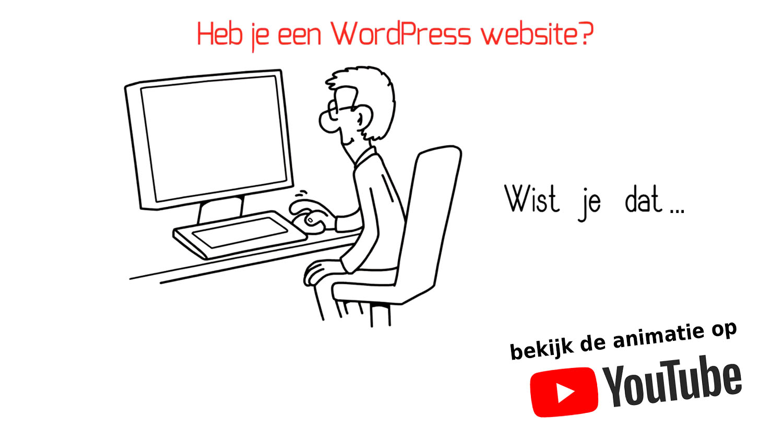youtube video over wordpress