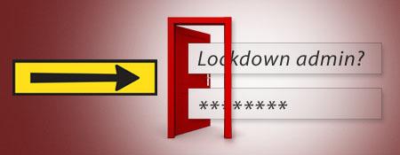 Lockdown-wp-admin werkt niet meer!