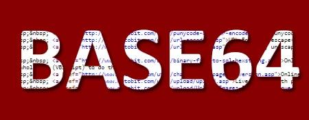 base64 en eval code