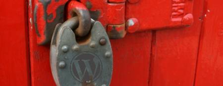 WordPress beveiliging verbeteren