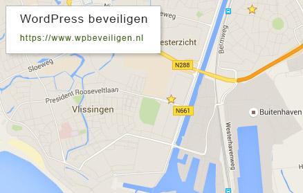 wordpress-beveiligen-locatie