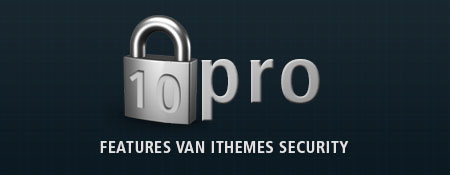 Ithemes Security PRO features