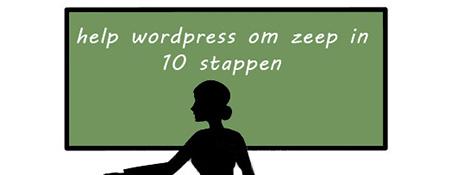 Snelcursus: Je WordPress om zeep helpen in 10 stappen