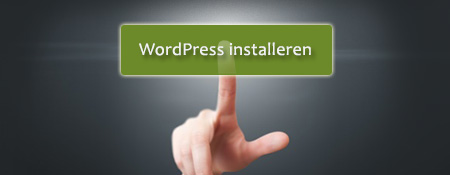 WordPress installeren