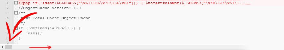 code zonder opmaak