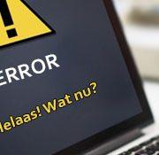 error wordpress