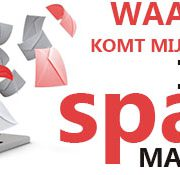 mail in de spam map
