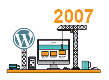 wordpress 2007