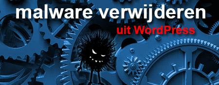 Malware verwijderen uit WordPress