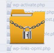 uploads mappen van wordpress