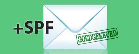 Voorkomen dat je e-mail in de spam map komt met SPF