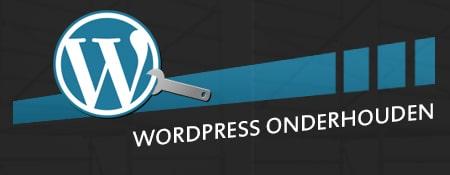 WordPress plugins, het thema en de beveiliging onderhouden