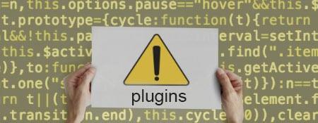 wordpress plugins onveilig