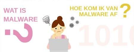 Malware op de website, wat is dat? Hoe kom ik van malware af?